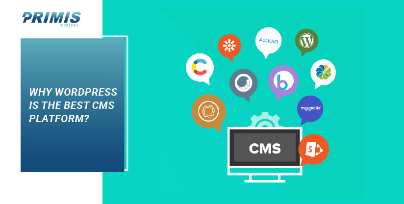 Why to Use WordPress as a Best CMS Platform