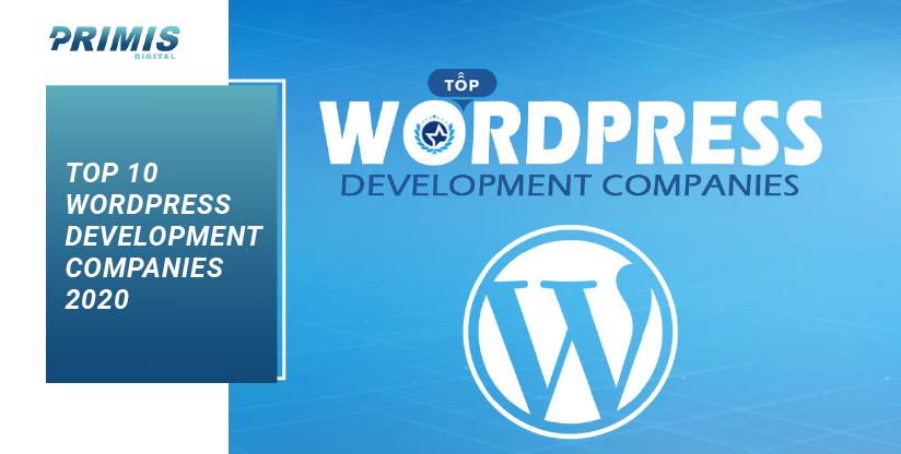 WordPress Development Companies 2020