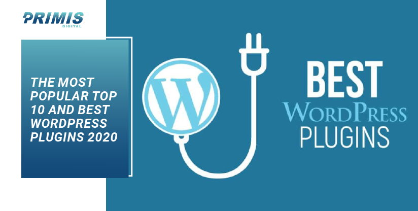 Top 10 WordPress Plugins of 2020